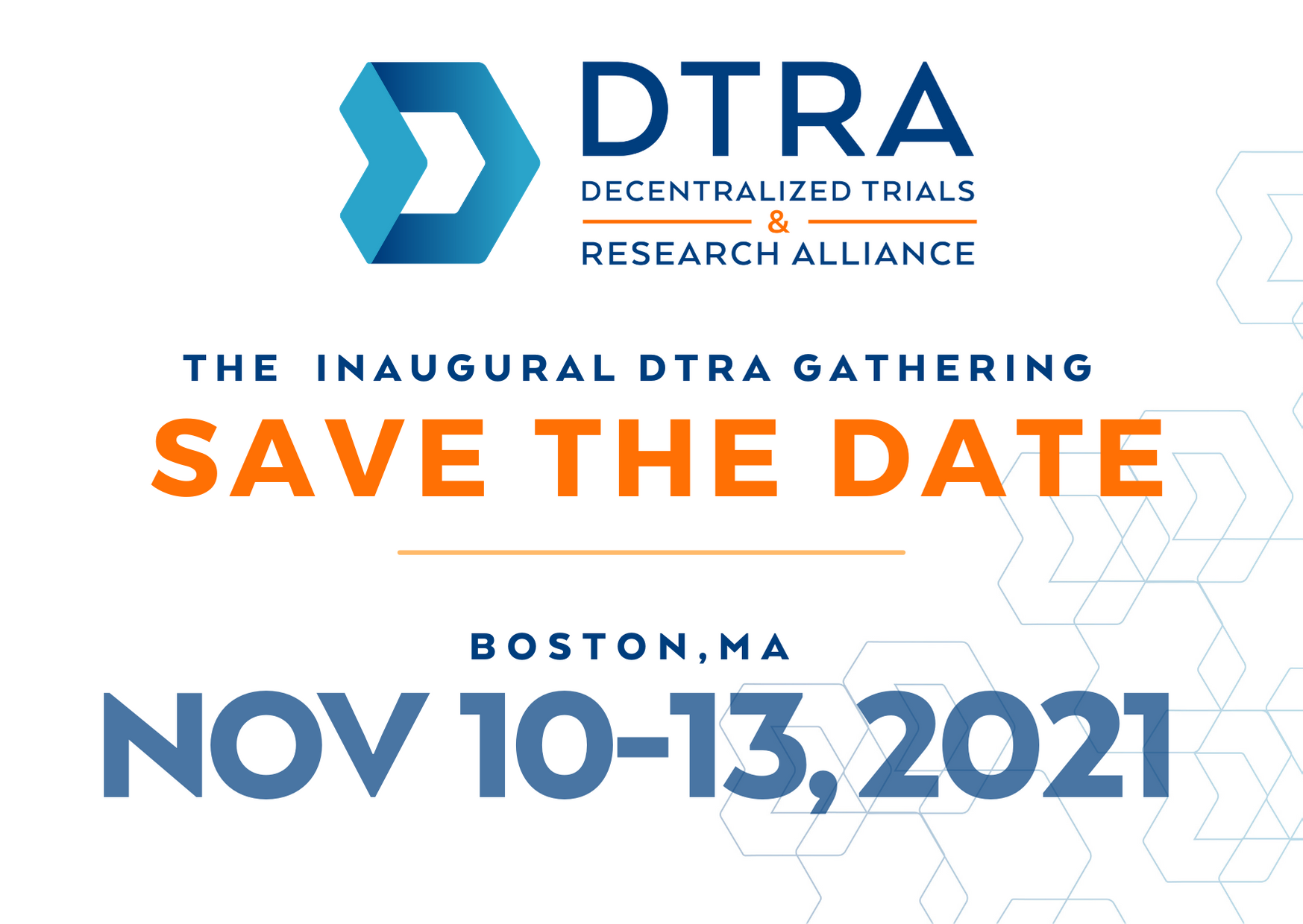 DTRA 2021 Save the Date